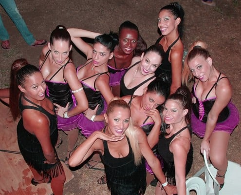להקת רקדניות לאירועים - AnnasDance