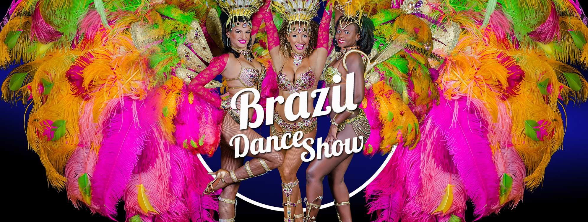 להקת רקדניות ברזילאיות לטיניות AnnasDance