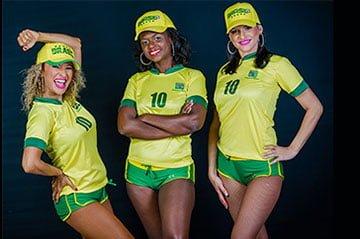 רקדניות ברזילאיות - ריקודי שורות