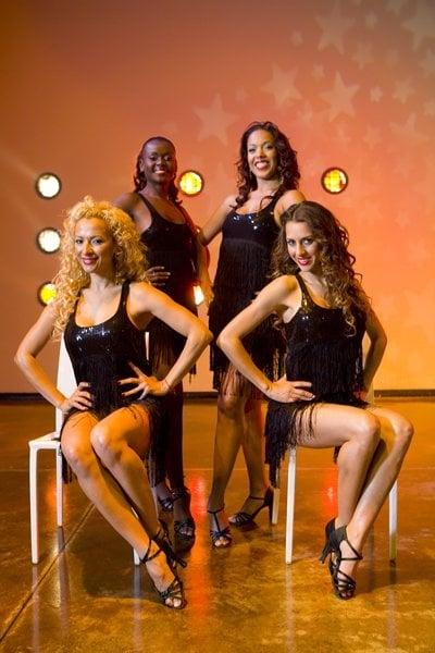 רקדניות לטיניות - ליידי דאנס