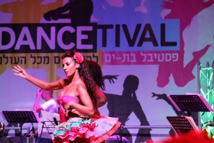 מופע ריקודים לטיניים וברזילאיים - להקה ברזילאית אנסדאנס